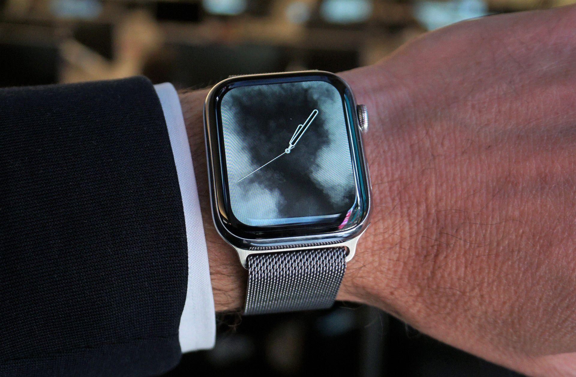 Apple Watch 5 Wasserdicht Test