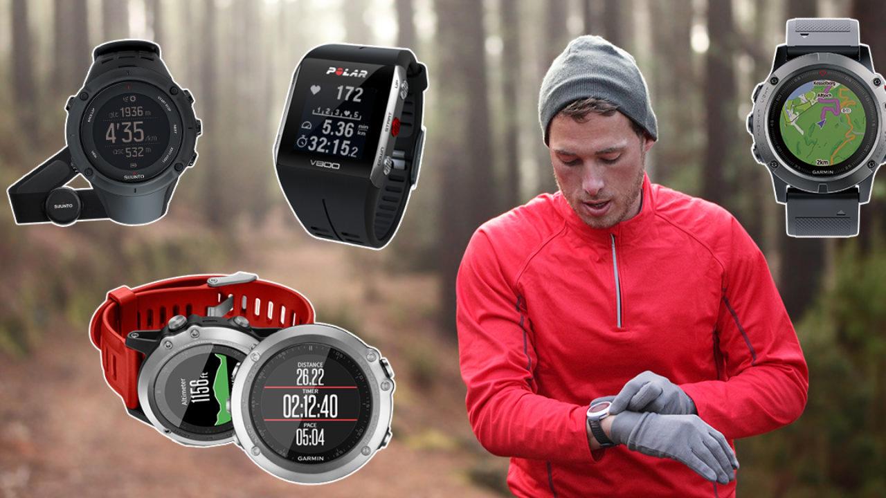 Smartwatch running