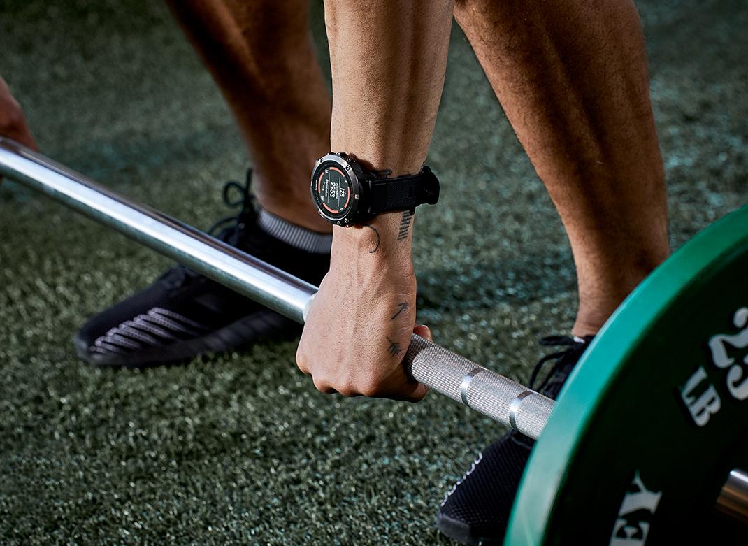 montre et sport